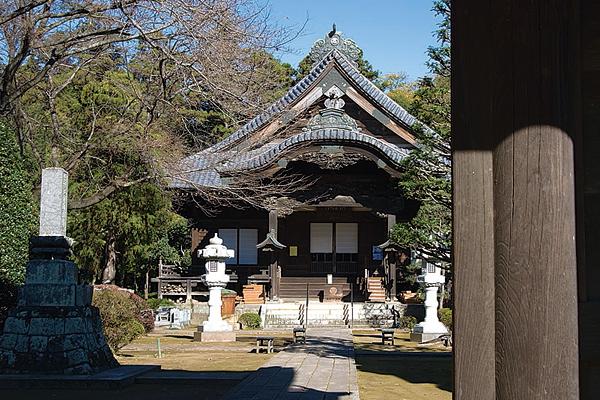 『弘経寺』の画像