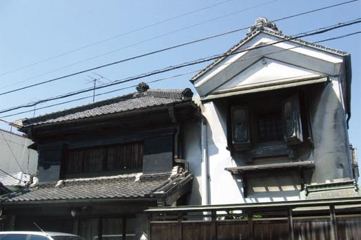 『簗嶋邸』の画像