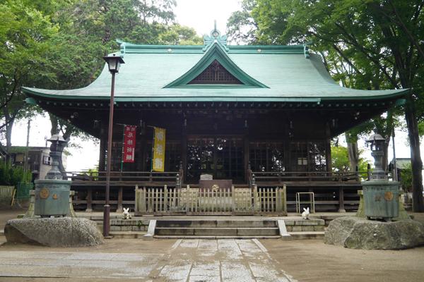 『羽黒神社』の画像