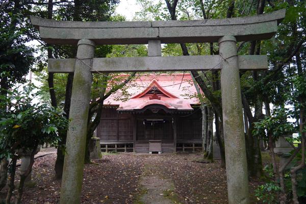 『竹島神社』の画像