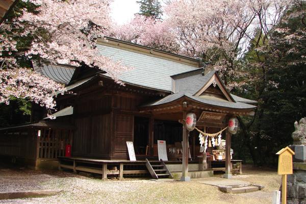 『櫻川磯部稲村神社』の画像