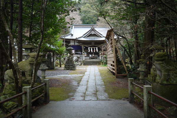 『五所駒瀧神社1』の画像