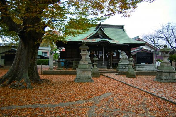 『小森の大桑神社』の画像