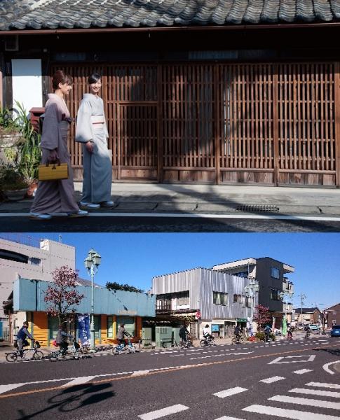 『きものday結城2018組写真』の画像